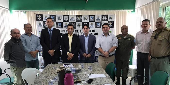Reginaldo Júnior consegue reforço de policiamento para Palmeirais