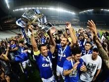 Cruzeiro já definiu destino para os R$ 50 milhões da Copa do Brasil