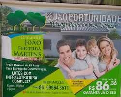 Loteamento João Ferreira Martins