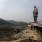 Índia prepara estátua seis vezes maior do que o Cristo Redentor