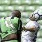 América-MG sai à frente, mas cede empate aos reservas do Grêmio