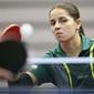 Brasileira é prata no Mundial Paralímpico de tênis de mesa