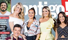 Capa de revista causa 'climão' entre apresentadores da Record