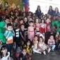 Alunos da Creche Chapelzinho Vermelho ganham festa
