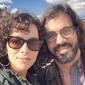 Ator Juliano Cazarré anuncia que será pai novamente