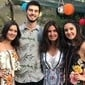 Fátima celebra 21 anos dos filhos: 'Parabéns triplo, amores'