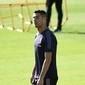 Com CR7, Juventus faz último treino antes de viagem a Manchester