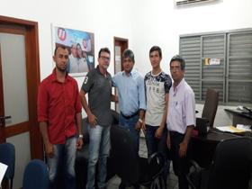 Comitiva de DEL vai a capital em busca de projetos para o município