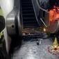 Escada rolante de estação de metrô de Roma tem pane e deixa feridos
