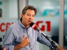 Haddad diz que adaptou plano de governo a pedido dos aliados