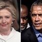 Pacotes suspeitos são enviados para Obama, Casa Branca e Clinton