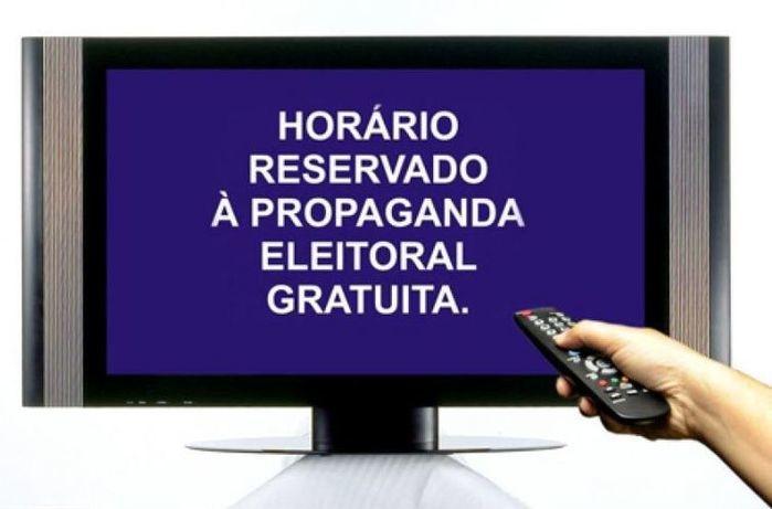 Programa de propaganda eleitoral gratuita (Crédito:  Arquivo Agencia Brasil)