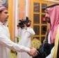 Filho de jornalista assassinado em Istambul deixa a Arábia Saudita