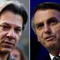 Vox Populi: Diferença entre Bolsonaro e Haddad é de 5%