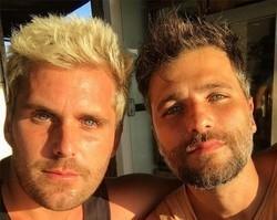 """Bruno Gagliasso é detonado pelo irmão Thiago: """"Pessoas diferentes"""""""