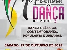 Festival de Dança acontece no Picos Plaza Shopping neste sábado, 27