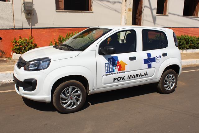 Veículo Novo PSF Marajá (Crédito: Aristeu Carvalho)
