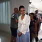 Marina Silva vota  e diz que Bolsonaro é 'risco à democracia'