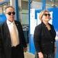 Presidente do TSE, Rosa Weber, tem segurança reforçada para votar