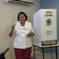 Única mulher eleita governadora, Fátima Bezerra vence no RN