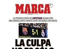 Jornal já põe fim na passagem de Lopetegui no Real Madrid