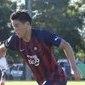 Com 14 anos, atacante Fernando Ovelar estreia pelo Cerro Porteño