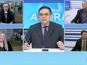 Fábio Abreu fala sobre possível ida para Secretaria de Segurança