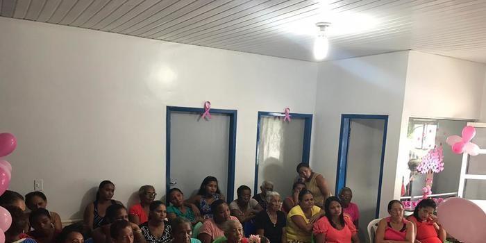 Saúde realiza encerramento da Campanha do Outubro Rosa