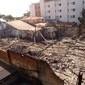 Incêndio de grandes proporções destrói feira de artesanato em PB