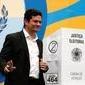 Sergio Moro não descarta participar do governo de Jair Bolsonaro
