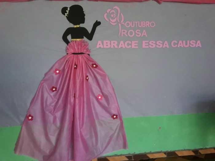 Outubro Rosa, abrace essa causa (Crédito: Aristeu Carvalho)