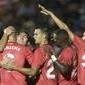 Jogando fora de casa, Real Madrid goleia Melilla pela Copa do Rei