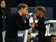 Neymar revela o que disse a técnico do PSG ao ser substituído