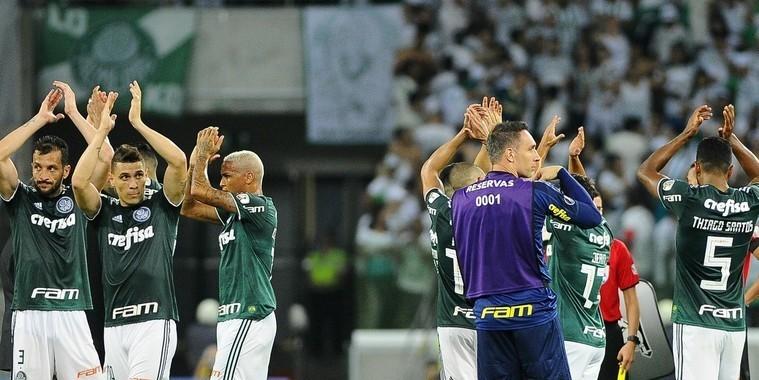Palmeiras se garante nas semis e espera por Cruzeiro ou Boca