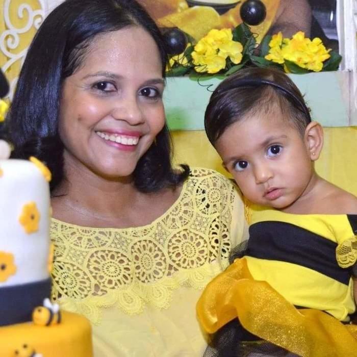 Isabella Araújo e Alícia também morreram no acidente (Crédito: Reprodução)