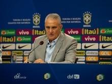 Tite verá Liverpool x City antes de receber Seleção Brasileira