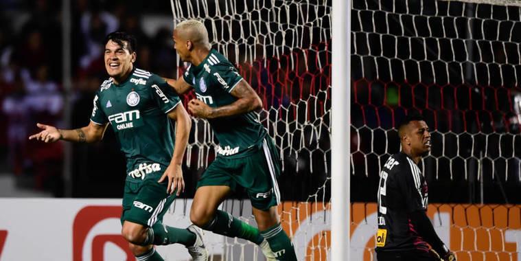 Após vitória, Palmeiras já vendeu 16 mil ingressos contra o Grêmio