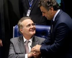 Aécio Neves, Renan e mais 33 alvos da Lava Jato são eleitos; lista!