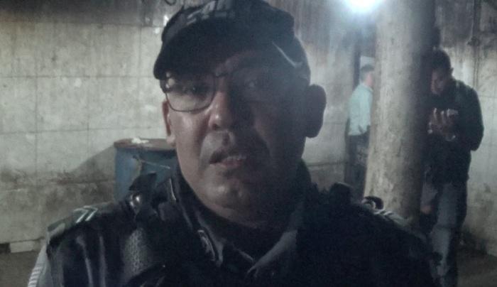 Polícia foi acionada até o local (Crédito: Reprodução/TVMN)