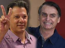 Saiba quais partidos vão apoiar Haddad e Bolsonaro no 2º turno