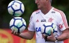 Veja escalação de Dorival para duelo do Fla contra o Fluminense