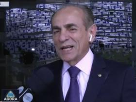 Marcelo Castro agradece W.Dias:'Teve segurança na minha vitória'