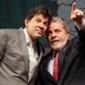 """""""Lula pediu para Haddad não visitá-lo durante campanha"""", diz Gleisi"""