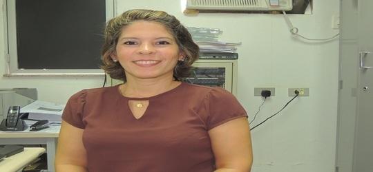 Sheila Santos disse que eleições 12ª ZE ocorreram tranquilamente