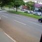 Carro fura sinal vermelho e causa acidente grave, diz PRF; vídeo