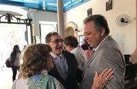 Ex-governador Alberto Silva une Mão Santa e Florentino