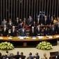 Bolsonaro cancela audiências agendadas com Maia e Eunício