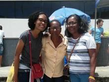 Irmãs de 56 e 61 anos fazem prova do Enem no mesmo local