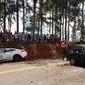 Acidente no Paraná tem 5 mortos e 1 ferido; 3 seguiam para Enem