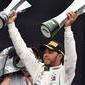 Lewis Hamilton vence GP do Brasil 2018 em Interlagos